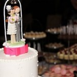 Wedding Cake and Dessert Table Assortment