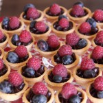 Seasonal Fruit Tartlets
