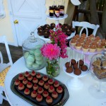 Shower Dessert Table Assortment