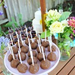 Chocolate Brownie Pops