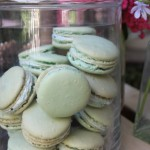 Tinted French Macaroons